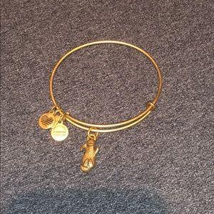 Otter Alex and ani bracelet